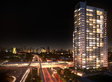7669d31b0 Odebrecht Realizações Imobiliárias lança seu primeiro empreendimento no  Campo Belo