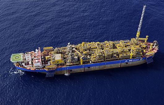 Resultado de imagem para Petrobras: produção de óleo, LGN e